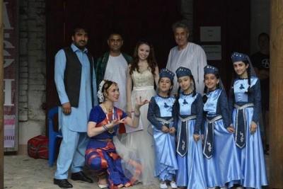 Афганцы бережно хранят свои традиции